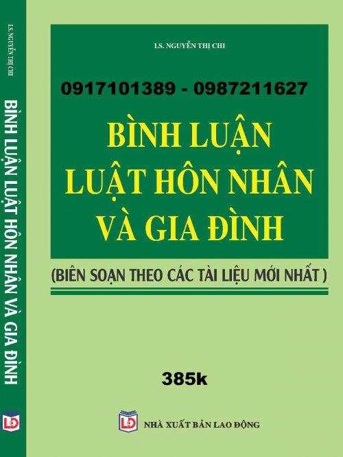 BINH LUAT LUAT HON NHAN