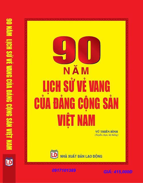90 năm lịch sử đảng việt nam