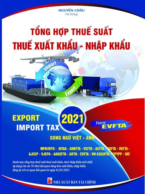 BIA XNK TONG HOP 2021 SONG NGỮ