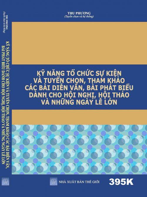 KY NANG TO CHUC SƯ KIEN DIEN VAN 2021