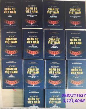 lịch sử quân sự Việt Nam(Trọn bộ 14 tập)
